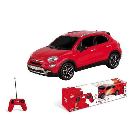 Rc Voiture 1 Motors Fiat Télécommandée 500 24 Mondo X rdBQeoxCW