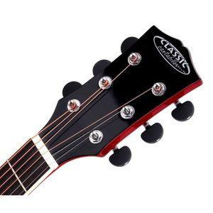 classic cantabile ws-10pk guitare folk