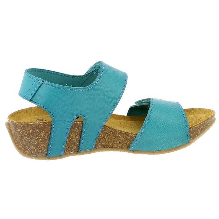 sandales / nu pieds santa soleil femme santafé santa soleil