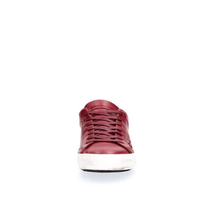PHILIPPE MODEL PARIS SNEAKERS Homme RED, 44