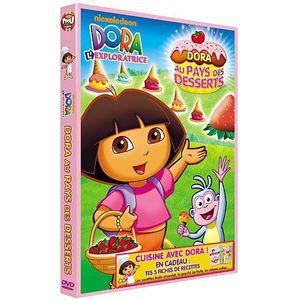 DVD DESSIN ANIMÉ DVD Dora, la fête des desserts