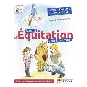 MANUEL PÉDAGOGIE Manuel d'Equitation pour les Enfants - Preparation
