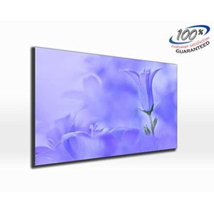 TABLEAU - TOILE Lilas fleurs floraison toile impression photo pano