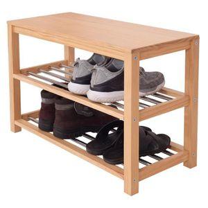 banc chaussure achat vente pas cher. Black Bedroom Furniture Sets. Home Design Ideas