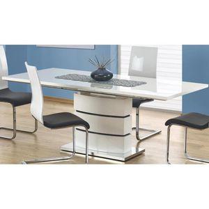 TABLE À MANGER SEULE TABLE A MANGER DESIGN EXTENSIBLE 160÷200/90/75 CM