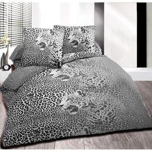 Zebre Peau Peau De Tigre Modele Luxueux Housse De Couette