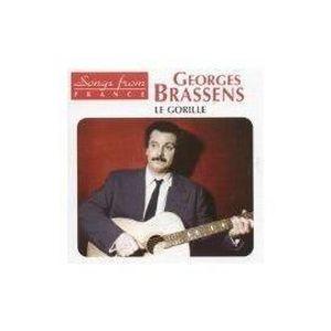 CD VARIÉTÉ FRANÇAISE Le Gorille [CD] Georges Brassens …