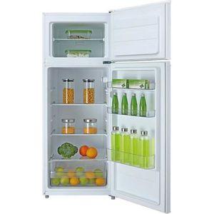 RÉFRIGÉRATEUR CLASSIQUE Glem GRF210WH Réfrigérateur-congélateur pose libre
