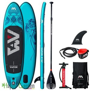 STAND UP PADDLE Stand Up Paddle gonflable VAPOR et ses accessoires