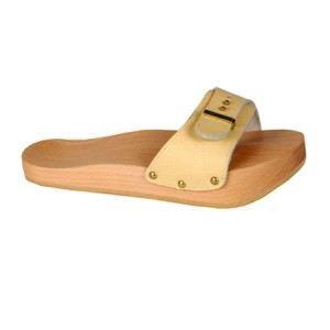 SANDALE - NU-PIEDS Dynastatic sandals (15 coloris) Couleur Crème C…