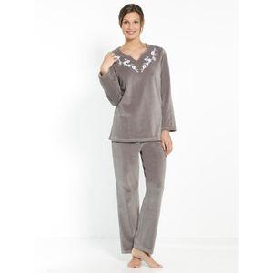 PYJAMA Pyjama en velours
