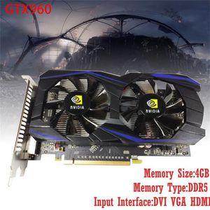 CARTE GRAPHIQUE INTERNE Carte graphique 128 bits GTX960 4Go GDDR5  PCI Exp