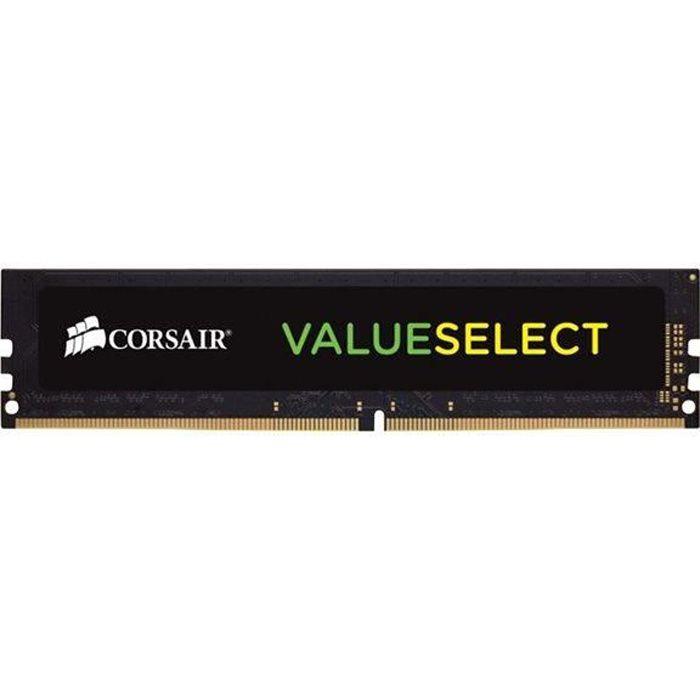 CORSAIR Mémoire PC DDR4 - 16 Go (1 x 16 Go) - 2133MHz - CAS 15 (CMV16GX4M1A2133C15)