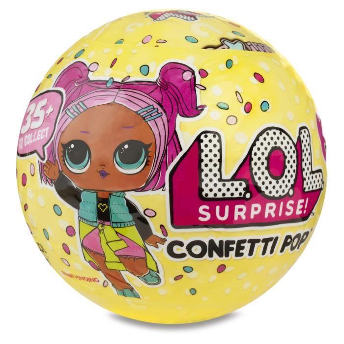 SPLASH TOYS - L.O.L. Surprise! Mini Poupée - LOL Surprise Confettis