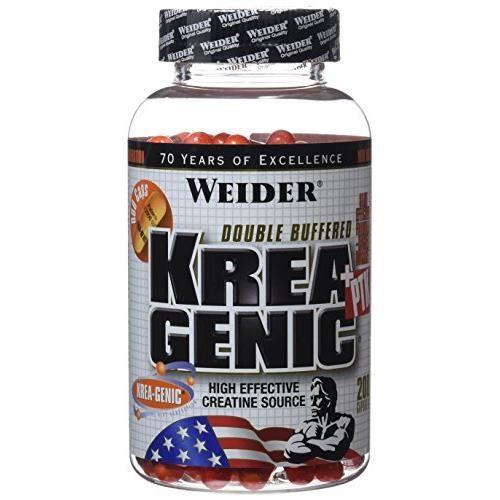WEIDER Sachet de Krea-Genic + Ptk 208 Gélules