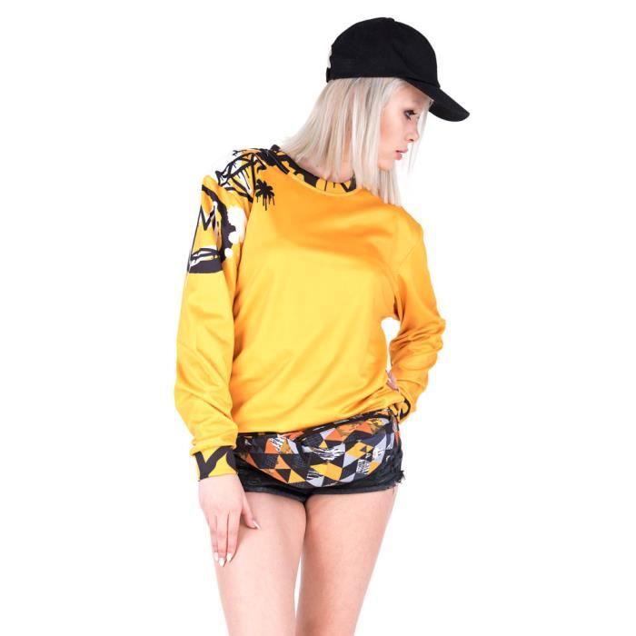 deuxsuns@Sac de taille Mode Sport Randonnées Courir Ceinture Sac Zipper Fanny Paquet Pratique Orange LZP70801145D HM7275