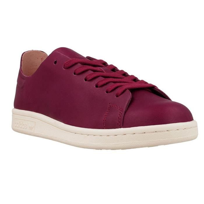 Chaussures Nuude Stan Smith Rouge Adidas Bordeaux Achat Vente W 8wONmn0v