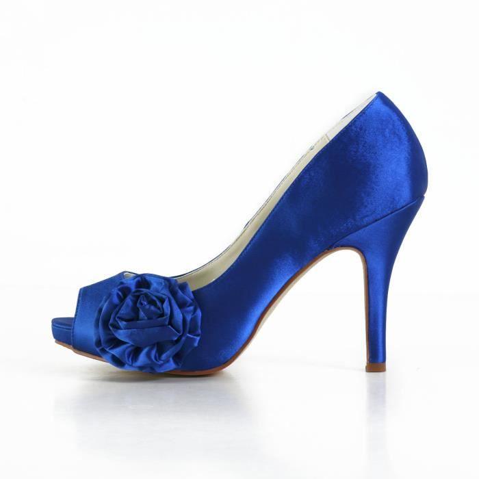 Jia Jia Wedding 370121 chaussures de mariée mariage Escarpins pour femme