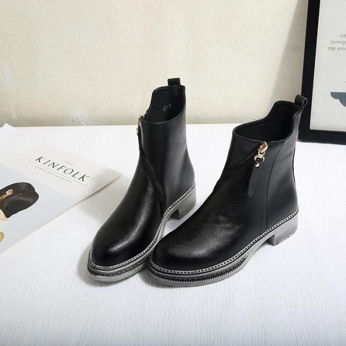 Retro Martin Bottes Hommes Femmes Sport Tenir Chaussures chaudes