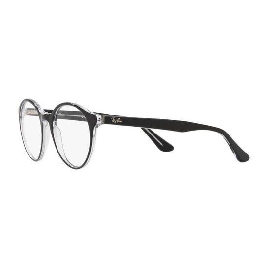 Lunettes de vue Ray Ban RX-5361 -2034 - Achat   Vente lunettes de vue  Lunettes de vue Ray Ban Homme Adulte - Soldes  dès le 9 janvier ! Cdiscoun e5267b6bbaa1