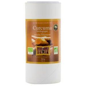 EPICE - HERBE Curcuma BIO en poudre - boite 150 g