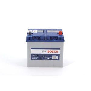 BATTERIE VÉHICULE Batterie BOSCH Bosch S4024 60Ah 540A