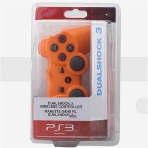 MANETTE JEUX VIDÉO Manette de Jeu Dualshock 3 jaune Officielle PS3