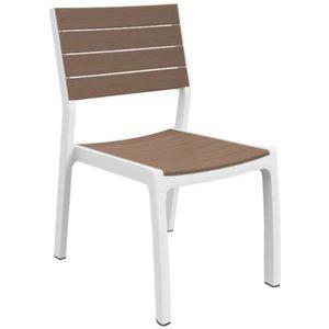 Chaise salon de jardin harmony - Achat / Vente pas cher