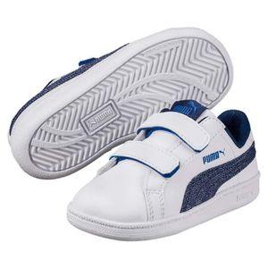 wholesale dealer 6ff26 698e3 CHAUSSURES DE TENNIS Chaussures enfant Chaussures de tennis Puma Smash