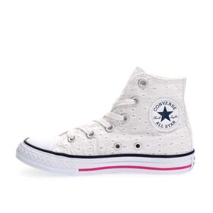BASKET CONVERSE SNEAKERS fille WHITE, 34