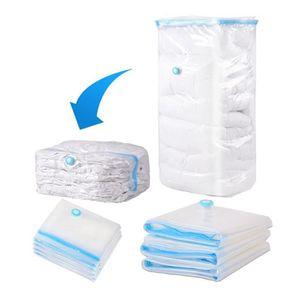 HOUSSE DE RANGEMENT sac en plastique transparent sac de stockage d'éco