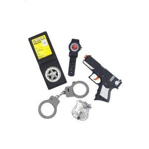 f31daa2c8b2b09 Kit du Parfait Policier - Achat   Vente accessoire déguisement ...