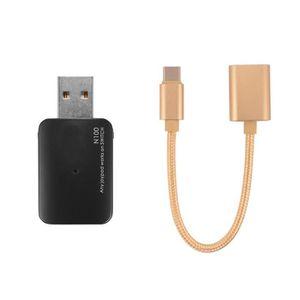 ADAPTATEUR MANETTE XCSOURCE USB Convertisseur Adaptateur de Manette C