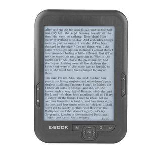 EBOOK - LISEUSE E-book Reader 6 Pouces E-reader Affichage 800x600