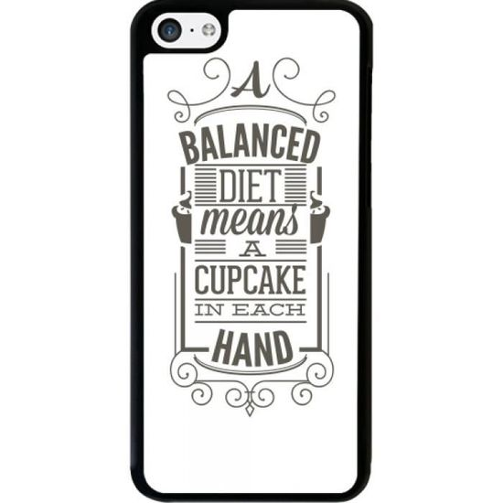 coque iphone 4 en silicone nourriture