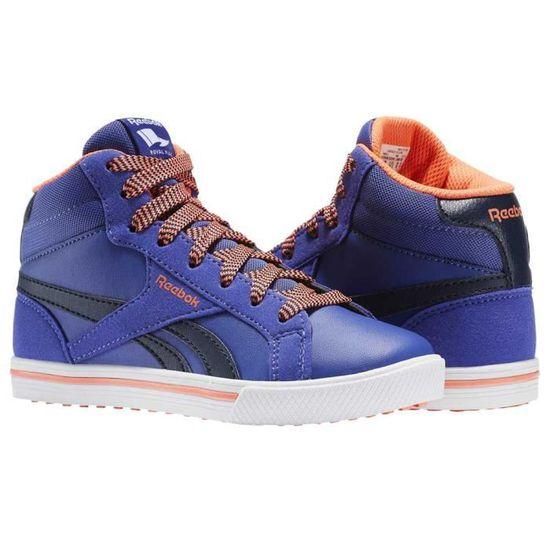 Chaussures enfant Chaussures de tennis Reebok Classics Royal Comp 2ms - Prix pas cher