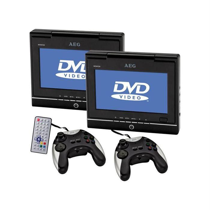 lecteur dvd voiture aeg dvd 4533 lecteur dvd portable avis et prix pas cher cdiscount. Black Bedroom Furniture Sets. Home Design Ideas