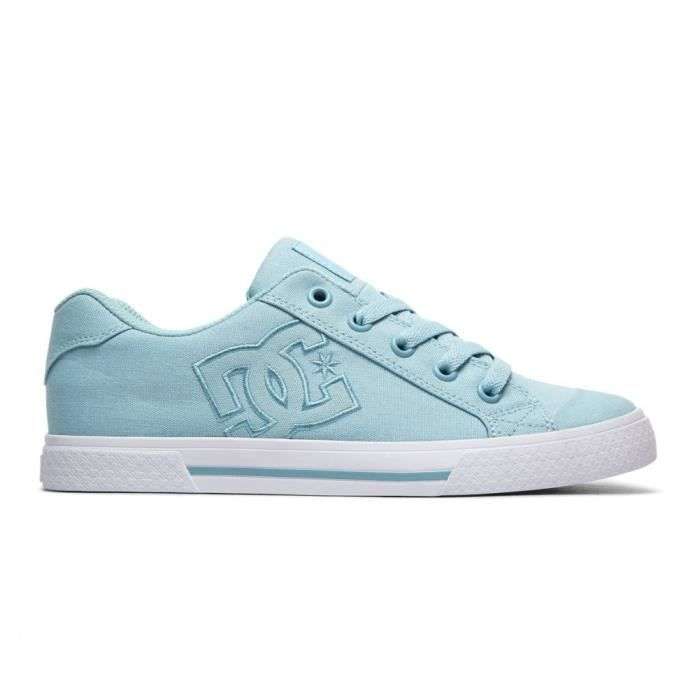 Chaussures DC Chelsea Tx Light Blue Ltb