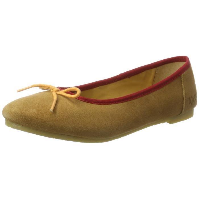 40 3bbpu2 Femmes De Ballet Baie Taille Flats SpqT4YwxW