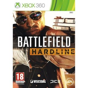 JEU XBOX 360 Battlefield Hardline Jeu Xbox 360