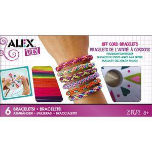 ALEX Les bracelets ? cordons épais - A partir de 8 ans