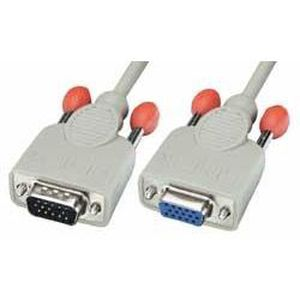 LINDY Rallonge VGA 15 pins HD mâle / femelle - 5m