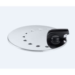 TEFAL INGENIO Couvercle 2Antiprojection L9939822 20-28 cm blanc