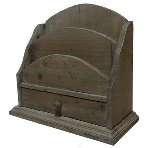 boite de rangement pour courrier achat vente pas cher. Black Bedroom Furniture Sets. Home Design Ideas