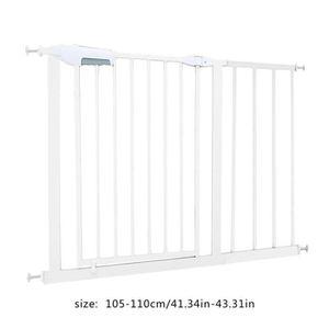 105-110cm Porte de sécurité pour escalier