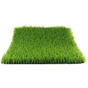 fausse pelouse plastique