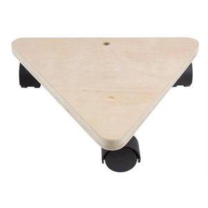 plateau roulant achat vente plateau roulant pas cher cdiscount. Black Bedroom Furniture Sets. Home Design Ideas