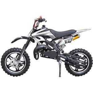 MOTO TAOTAO Dirt Bike 50 cc 2 Temps DB10SA Noire - Moto