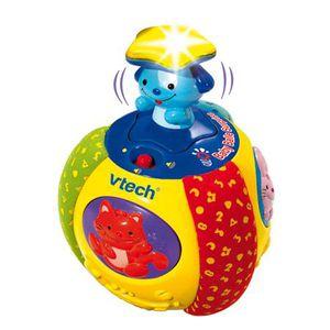 BALLE - BOULE - BALLON VTECH BABY Baby Balle Surprise Bleue