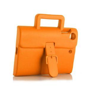 COQUE MP3-MP4 Coque Rigide orange pour iPad mini 4/3/2/1 Mignon